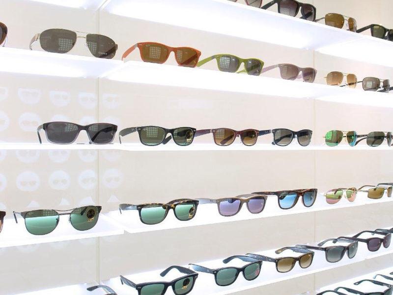 optik hippchen: Sonnenbrillen-Auswahl