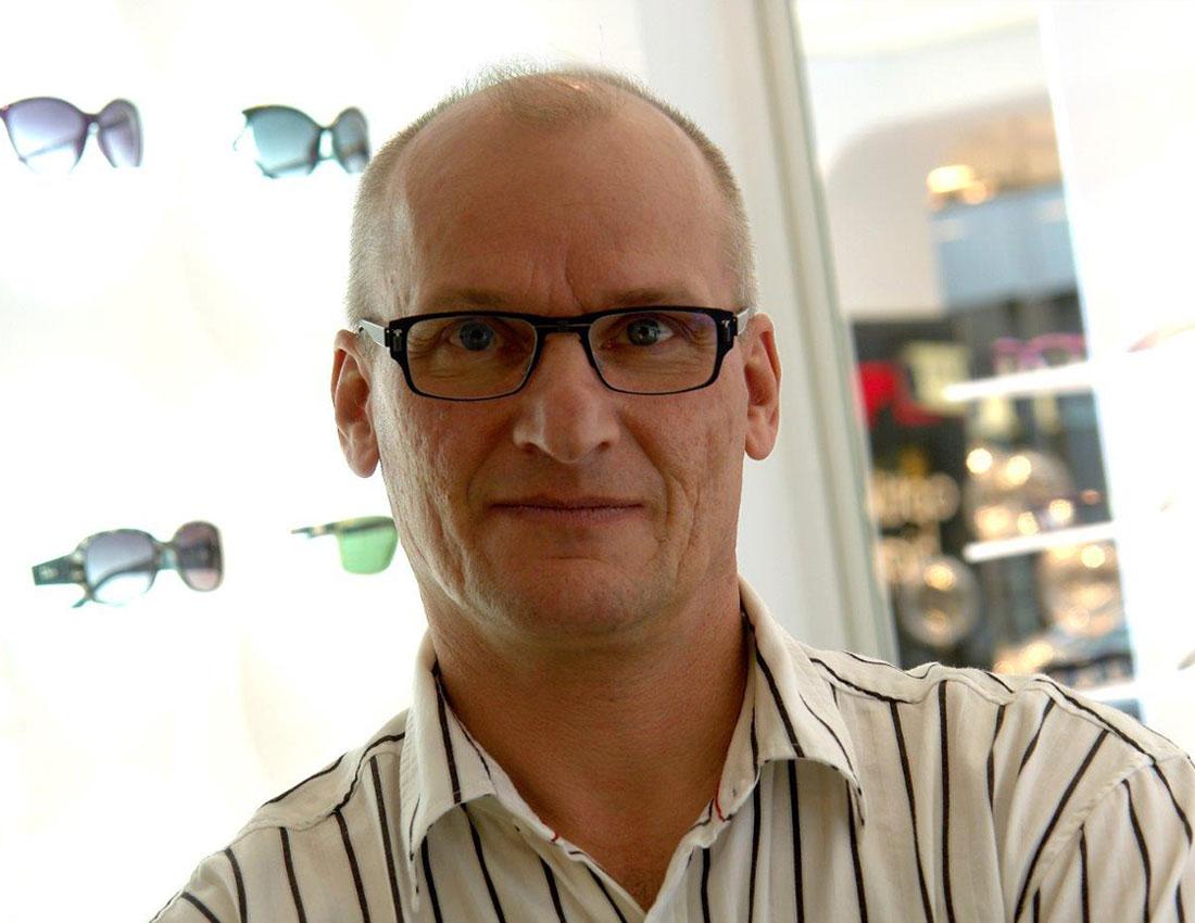 optik hippchen Patrick Massion Zeiss Seh-Analyse Experte Werkstattleitung Berater Lowvision/vergrößernde Sehhilfen