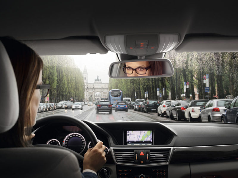 Autofahrerbrille: Besser sehen beim Autofahren und in der Dämmerung oder Dunkelheit